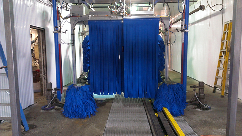 Car Wash Tunnel and Equipment Repair